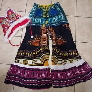 Pants - Tribal Ethnic Hippie Pants